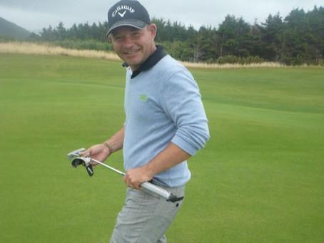 Customer Profile with PGA Professional Karl Knight
