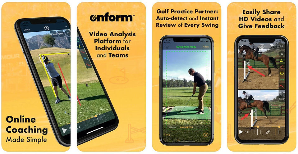 iphone and ipad friendly video analysis