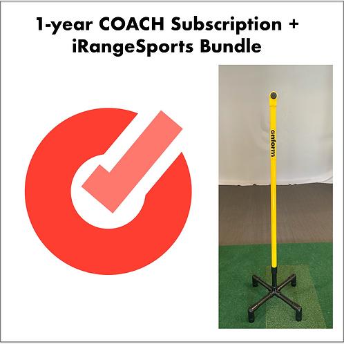 Coach Subscription +iRangeSports
