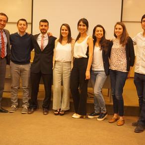 Egresa la primera generación de ortodoncistas de la Universidad de los Andes