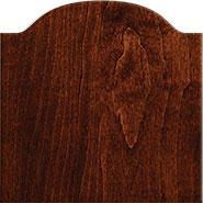 Wood and Finish Options