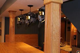 Decorative lights for home bar