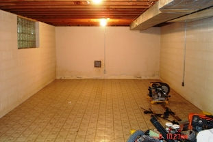 Finish Basement design Cleveland Ohio
