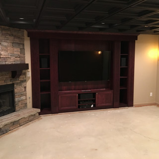Replacement coffered ceiling tiles