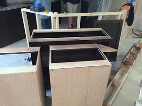 Individual home bar cabinets