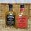 """Thumbnail: Bain douche bouteille de Whisky """"Ambre"""""""