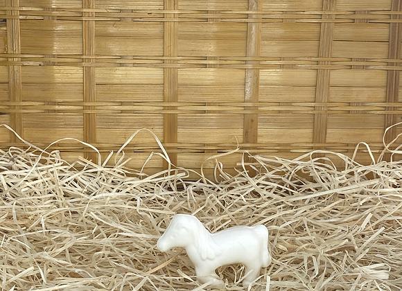 Mini savon poney