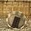 Thumbnail: Savon tablette de chocolat noir