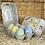 Thumbnail: Boite de 6 savons en forme d'oeuf