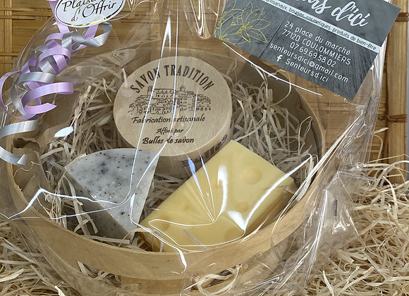 Coffret 3 fromages