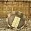 Thumbnail: Savon tablette de chocolat blanc
