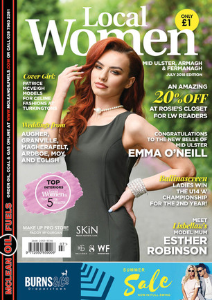Local Woman Cover