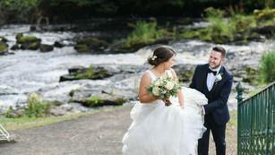 Galgorm Resort & Spa County Antrim Wedding