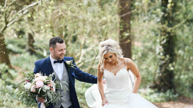 Leighinmohr Hotel Wedding County Antrim
