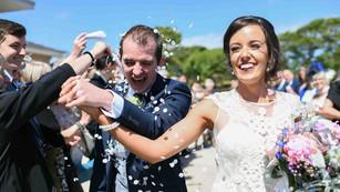 Leighinmohr House Hotel County Antrim Wedding