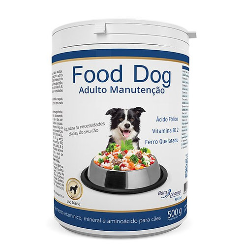 FoodDog Adulto Manutenção