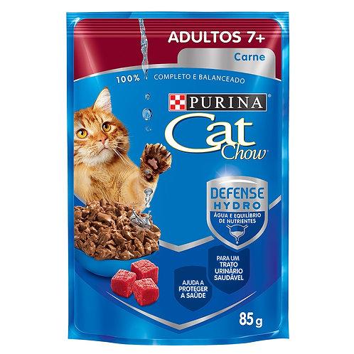 Sachê / Ração Nestlé Purina Cat Chow Adultos 7+