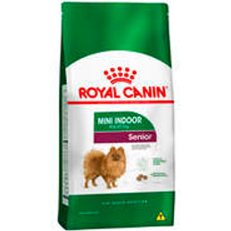 Ração Royal Canin Mini Indoor Senio 1kg