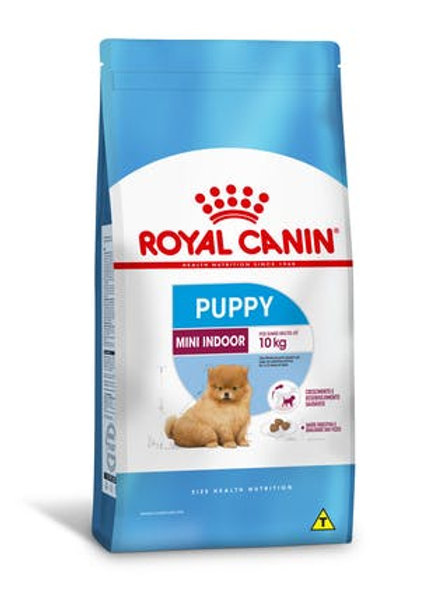 Ração Royal Cani Mini Indoor Puppy 2,5 kg