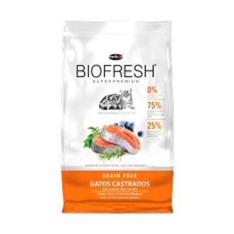 Ração Biofresh para Gatos Castrados 1,5kg