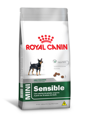Ração Royal Canin Mini Sensible 1kg