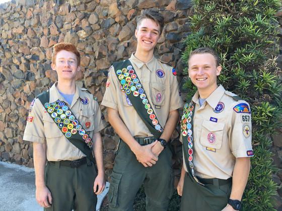 Scout Sunday 2018