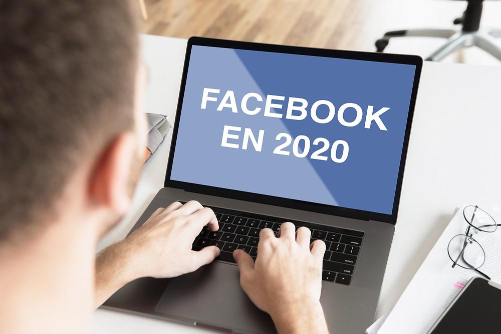facebook thérapeute