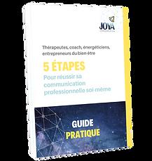 guide gratuit 5 étapes clés pou créer soi-même sa communicatijn visuelle, créer soi-même son logo, thérapeutes créer soi-même son site web