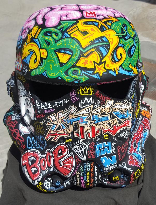 Helmet ultimo