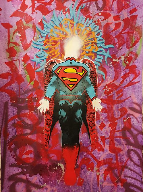 Superman god level