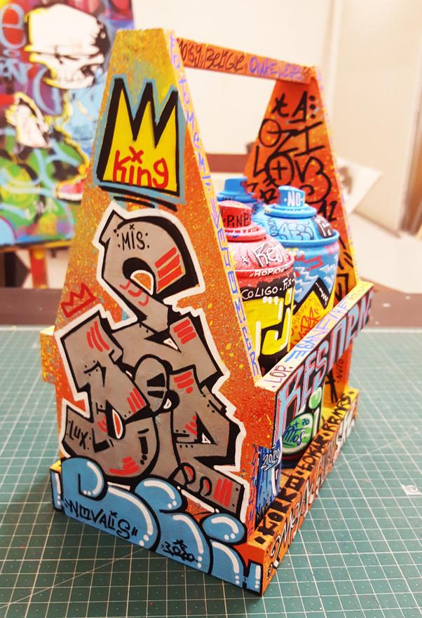Graffiti cam