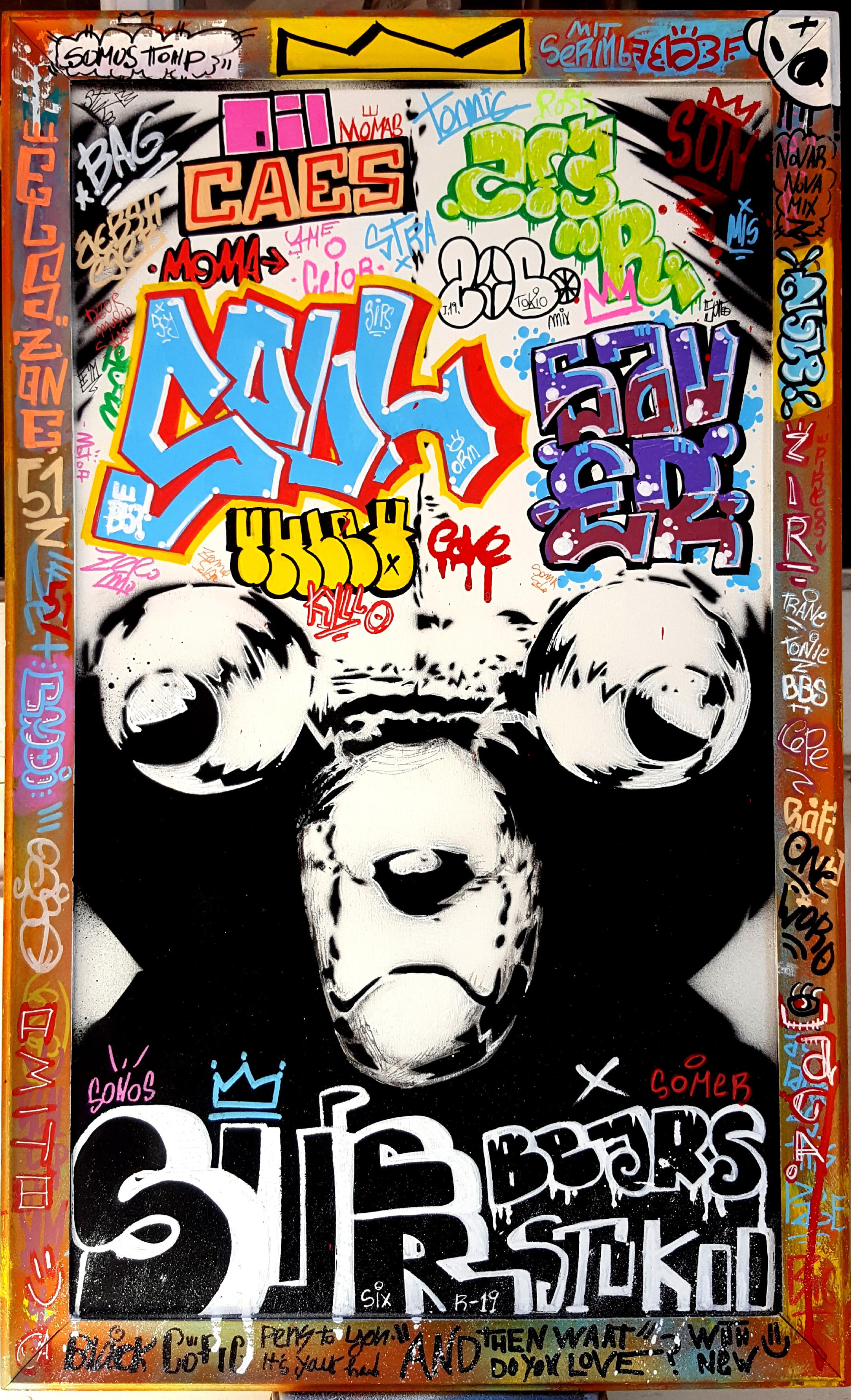 super oso1