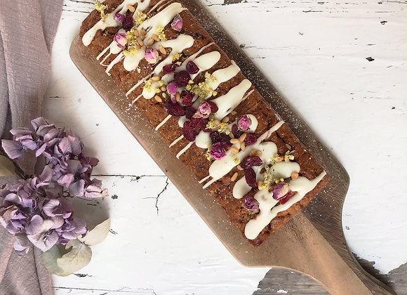 Zucchini Loaf (v)