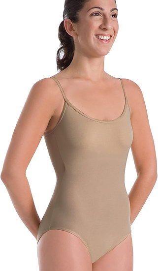 Nude Camisole Leotard - Body Wrappers - MT110