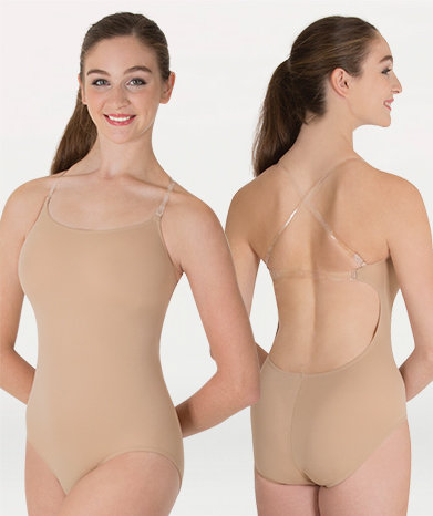 Nude Body Liner - Body Wrappers - 0277 - Girls