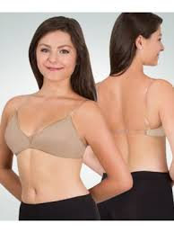 Convertible Nude Bra - Body Wrappers - Adult