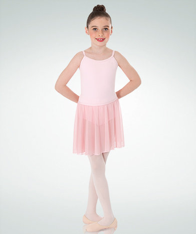 Chiffon Pull-On Dance Skirt - BW198 - Body Wrappers - Child