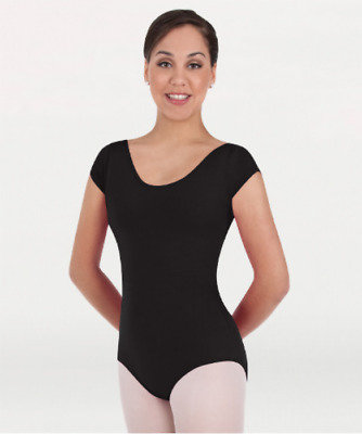 Short Sleeve Leotard - Adult - Bodywrappers