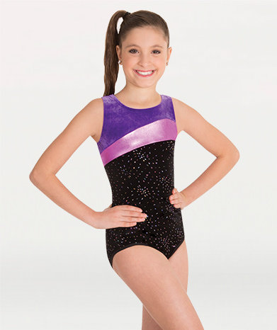 Tank Leotard - Body Wrappers - 2334