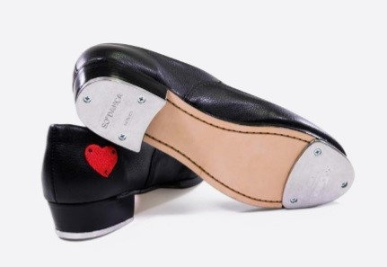 Women's Pro Tap with Red Heart - So Danca - TA805V