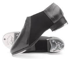 Slip-On Jazz Tap Shoe - Leos (ref. 5068) - LS3007