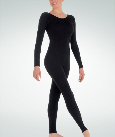 Long Sleeve Unitard - Nylon - Child - Bodywrappers - MT117