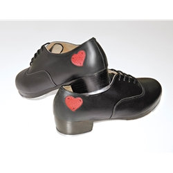 Women's Pro Tap with all leather sole - So Danca - TA815