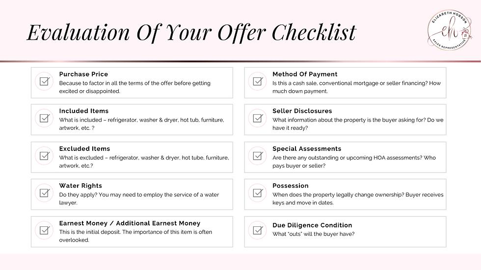 Sellers Guide Listing Presentation PRINT