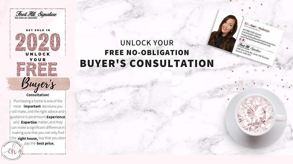 FREE No-Obligation Home Buyer Consultation Serving Toronto, GTA