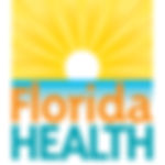 Florida Department of Health, client logo.