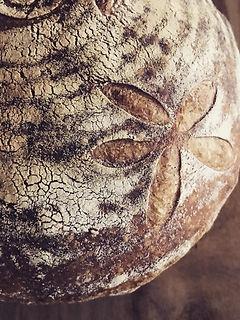 County sourdough bread