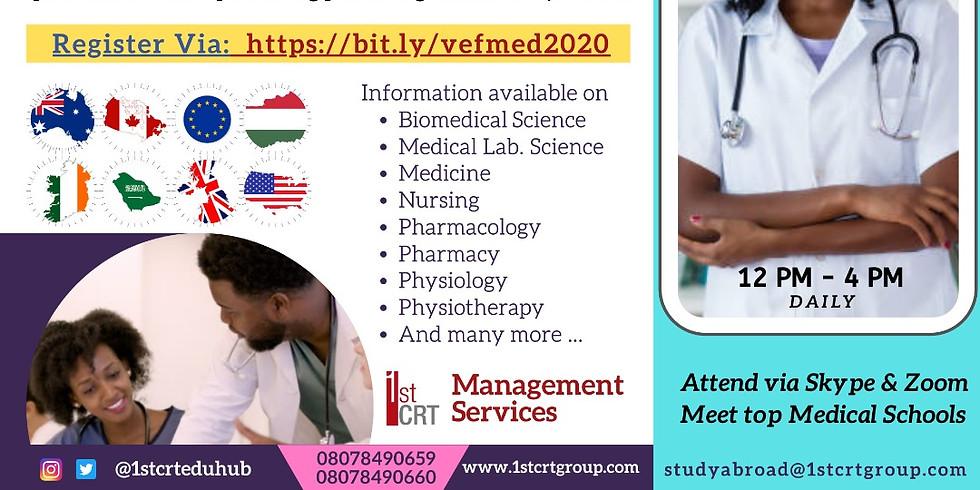 Medical and Life Sciences Virtual Education Fair