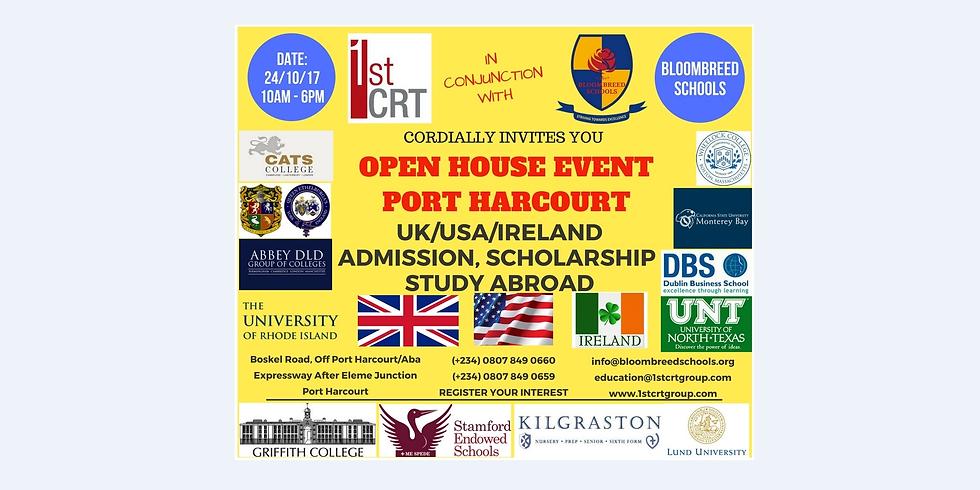 STUDY ABROAD UK/USA/IRELAND