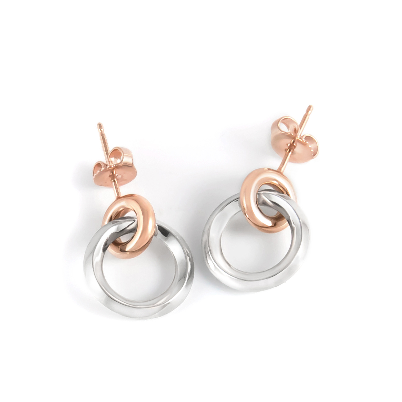 Lyre Movable Earrings